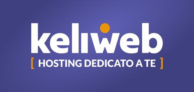 keliweb hosting recensione